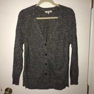 Madewell Button Down Cardigan